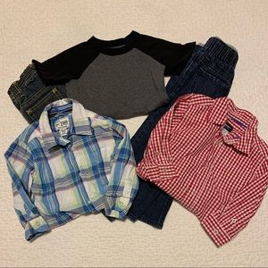Boy's 18month-2T Excellent to Good Used Condition